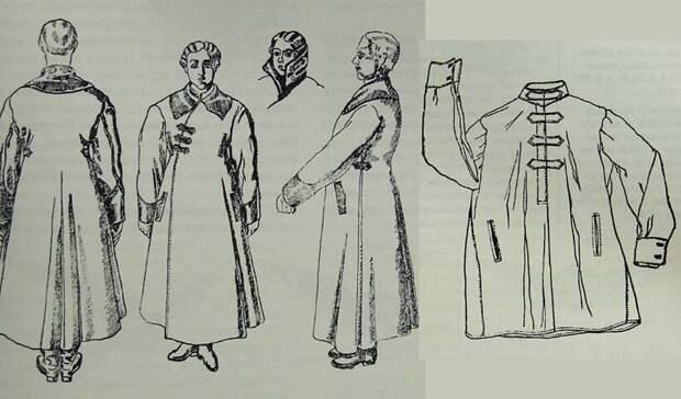 Рисунки Васнецова: именно такой должна была быть парадная форма победоносной Русской императорской армии