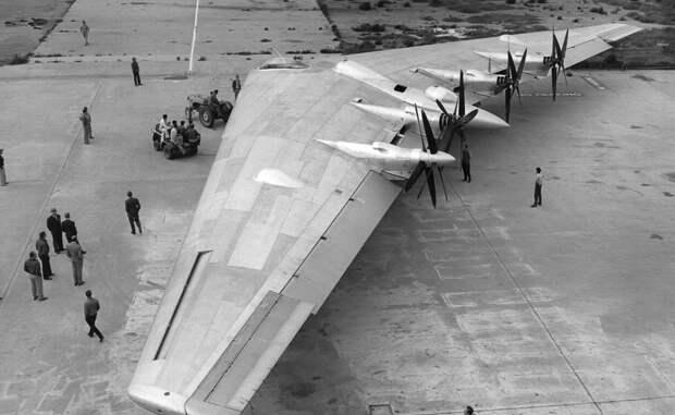 Cамолет-невидимка: экспериментальная техника Второй мировой