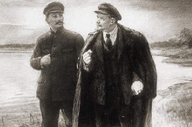Ленин страшнее Сталина для нынешней власти – доктор философии