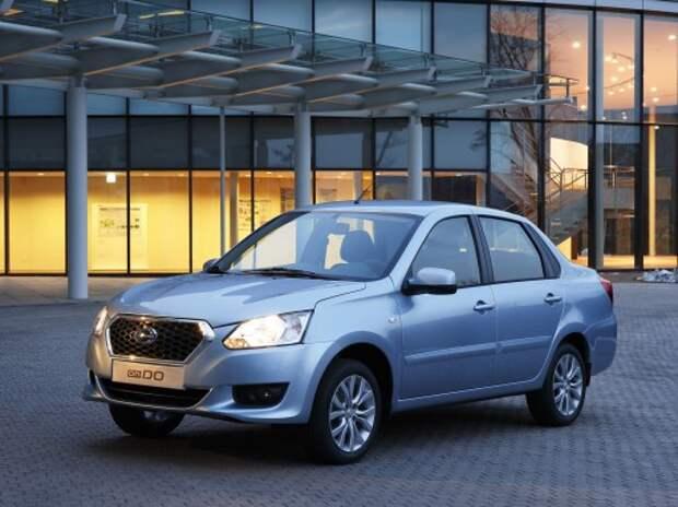 Продажи Datsun растут четвертый месяц, в декабре продано более 5100 машин