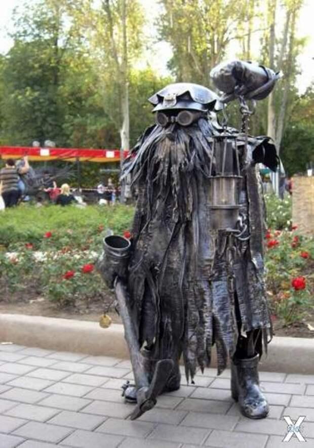 Памятник Шубину