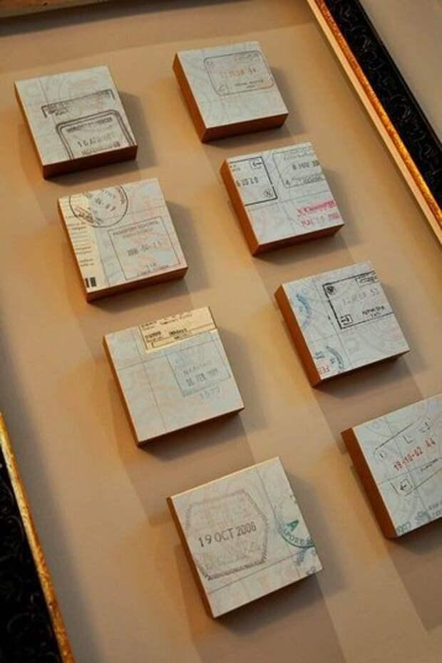 Забудьте о магнитиках на холодильник! Несколько идей, как сохранить воспоминания о путешествиях