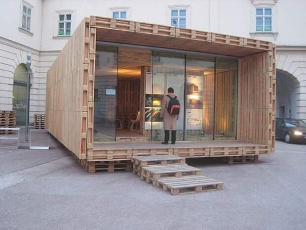 Альтернативы обычным домам