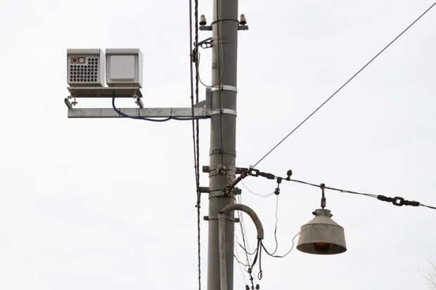 В ЮВАО установили камеры видеофиксации проезда транспорта между полос