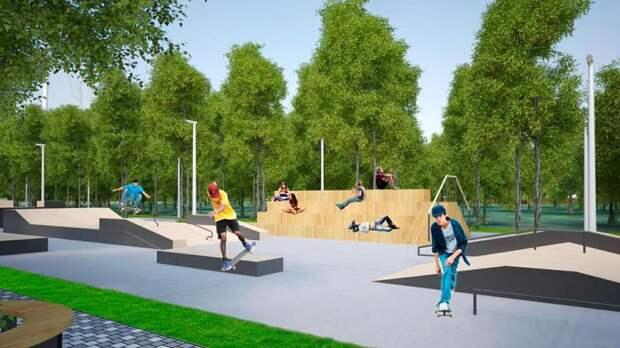 В Евпатории не завершат вовремя реконструкцию Мойнакского парка из-за поставщиков