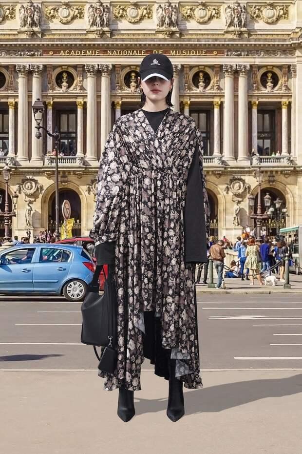 Как мы оденемся в путешествия после пандемии по версии Balenciaga