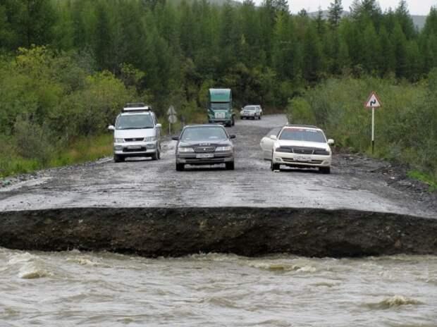 Опасные участки на федеральных трассах «Лена» и «Колыма» устранят к 2030 году