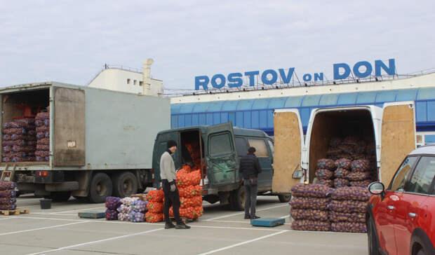Представители Арутюнянца рассказали, связанли онсрынком встаром аэропорту Ростова