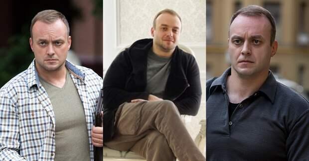 Максим Щеголев: роли, успех и многодетное отцовство