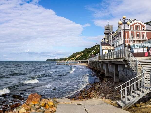 3 места в России, куда можно поехать на море вместо Турции