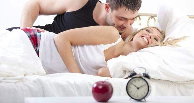 Оргазм засчитаные минуты: три пары занимались любовью навремя