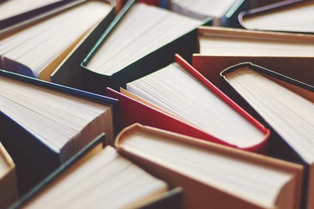 В библиотеку на Академика Комарова завезли книжные новинки