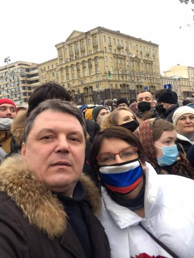 Вы хотите доверить им Россию? Что творят либералы в Москве