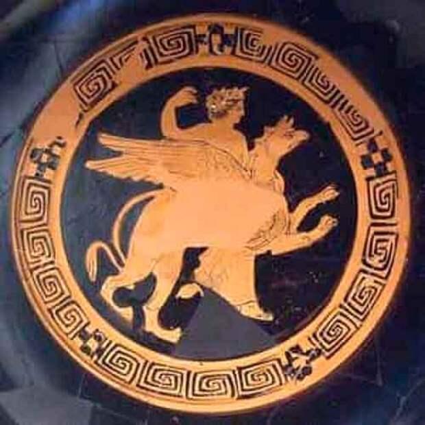 Грифон в древнем мире - описание и символика
