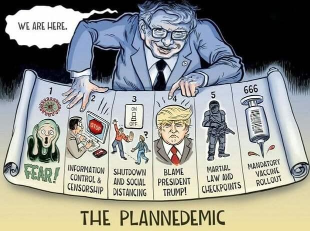 Чем настоящая пандемия отличается от фейковой? 10 фактов
