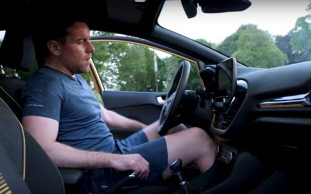 Ford разработал симулятор ягодиц потных водителей
