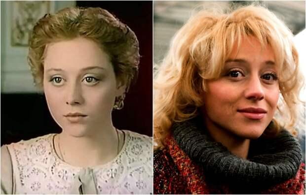 Широкую известность актрисе принесла роль Маши Поветиной, дочери Анны Чечевинской и Дмитрия Шадурского в популярном сериале.