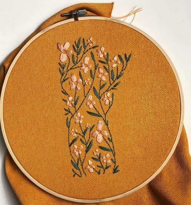 Вышивки Felix & Flower