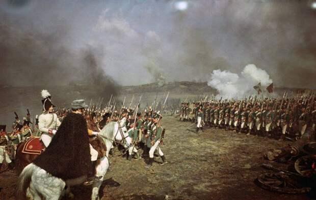 Битва при Аустерлице: бой на левом фланге союзников и поражение союзнических армий
