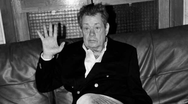 От продолжительной болезни скончался Николай Караченцев