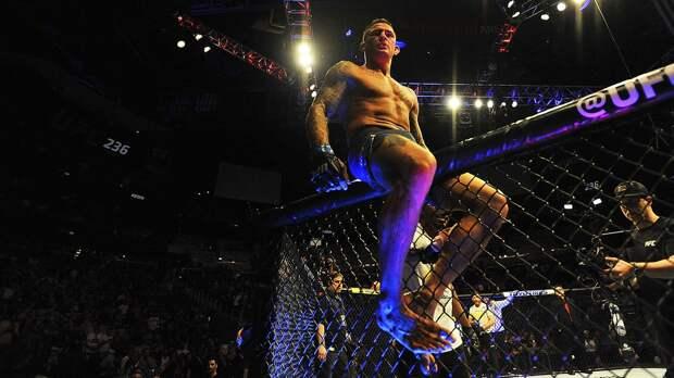 Бой между Порье иХукером должен возглавить турнир UFC 27июня