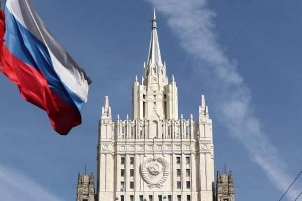 Россия указала США на недопустимость вмешательства в дела Белоруссии