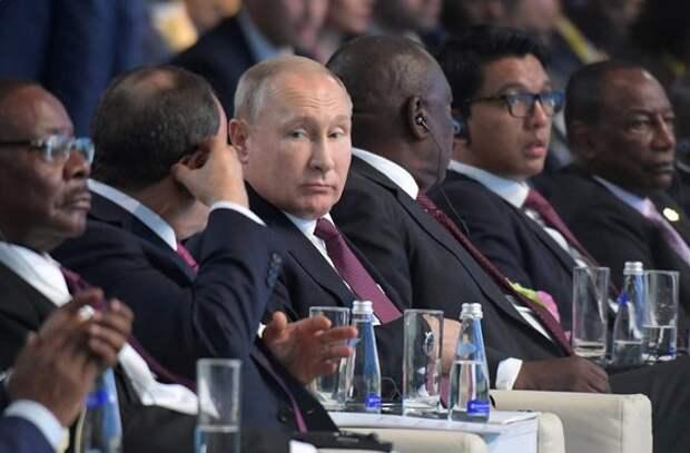 Почему Россия простила $20 млрд долгов Африке, а не народу