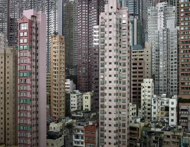 3. Районы в Китае напоминают человеческие муравейники жилая застройка, каменные джунгли, квартиры, фото, человеческий муравейник
