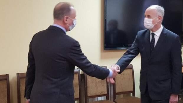 Патрушев провел встречу сгенсеком понацбезопасности Франции Буйоном