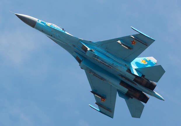 Пилоты Су-27 нарушили планы военного командования США в учениях НАТО