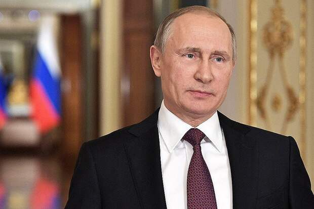 В.В. Путин. Фото взято из открытых источников.