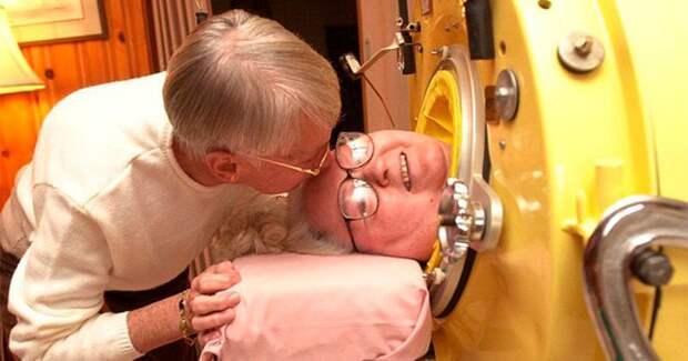 История Марты Мейсон — женщины, которая прожила 60 лет в капсуле