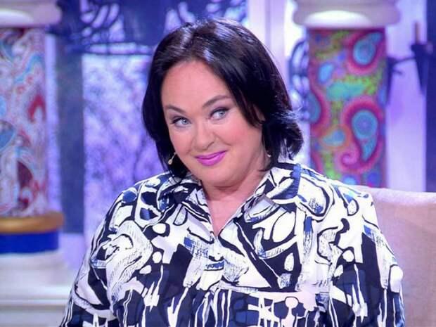 Лариса Гузеева сделала татуировку прямо во время съемок телешоу