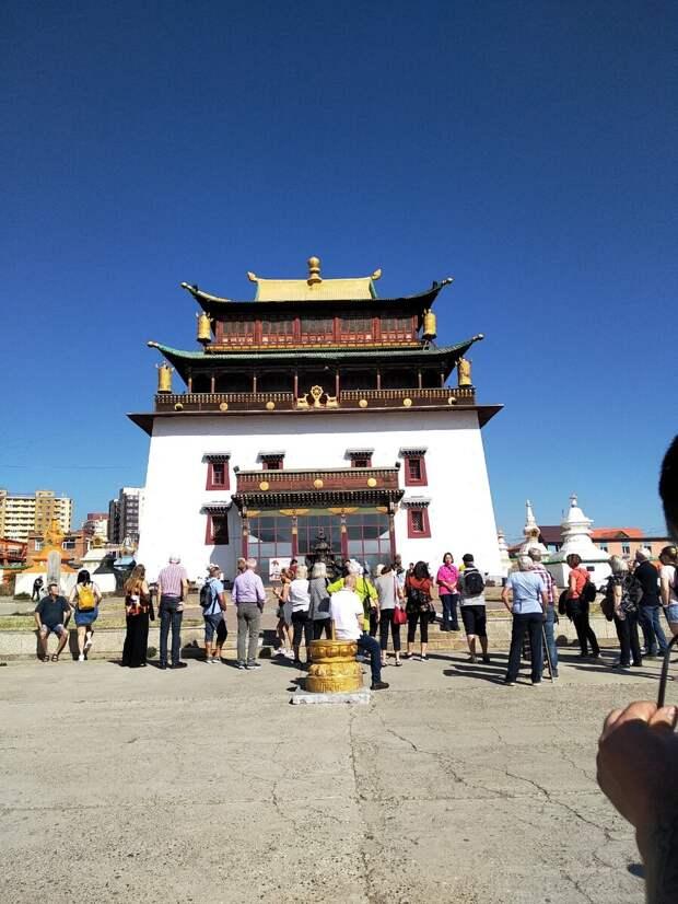 Как мы в Монголию поехали. Часть3. Финальная