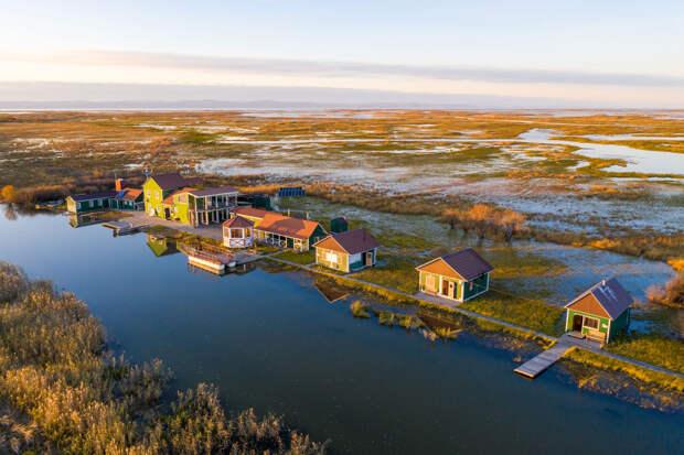 Красоты России. Маленький рай в дельте Селенги и кабанский заказник