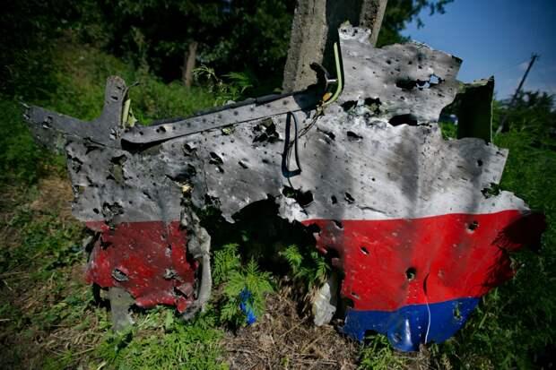 Эксперты: Boeing под Донецком был сбит военным самолетом