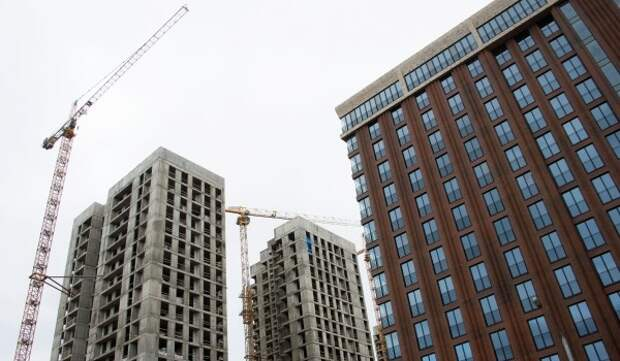 Более 500 квартир передали дольщикам в ЖК «Небо» в Раменках за два месяца
