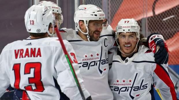 Овечкин повторил рекорд Эспозито по голам в НХЛ