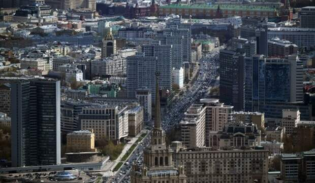 На Новом Арбате отремонтируют памятник Михаилу Лермонтову