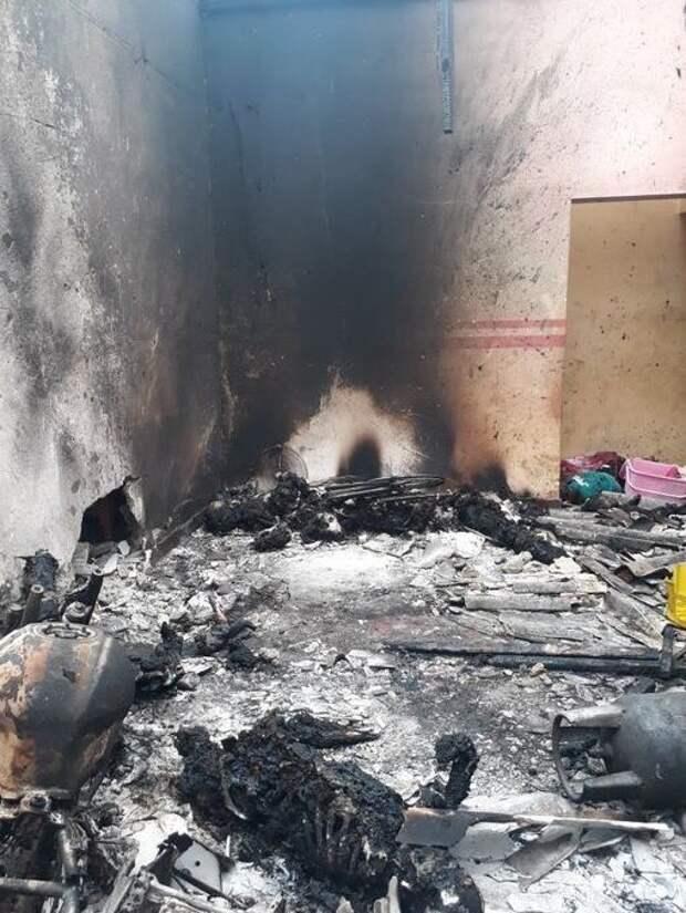 15 человек погибли при взрыве дома на востоке Шри-Ланки