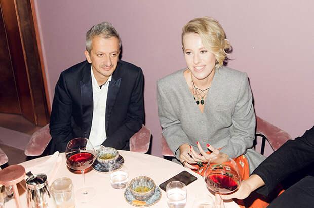 Воображаемая Россия: Тина Канделаки, Настасья Самбурская и Ксения Собчак