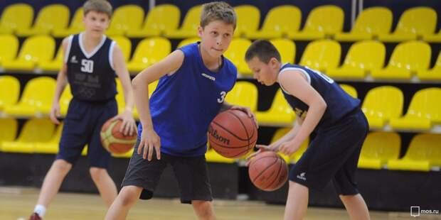 Баскетболисты из Бегового прошли в финал Всероссийской олимпиады