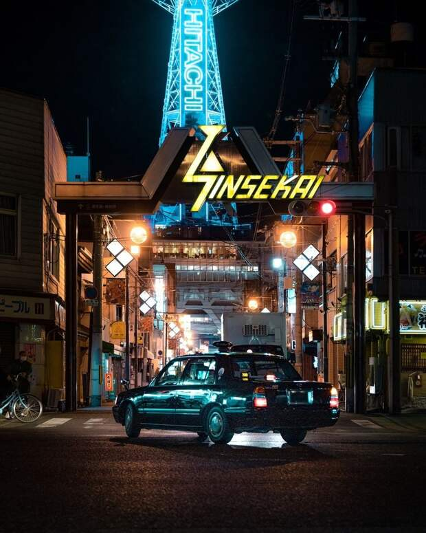 Как фотографы редактируют свои снимки Японии для конкурса от Adobe