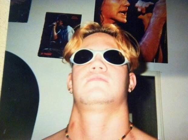 Как одевались в 90-е