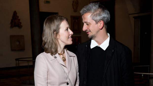 Ксения Собчак и Константин Богомолов. / Фото: www.tatler.ru