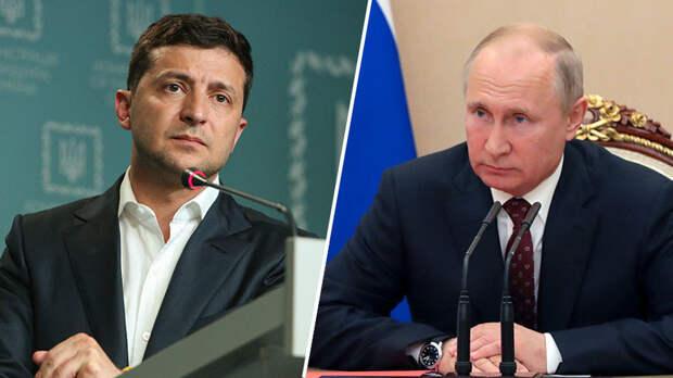 Зеленский пытался поговорить с Путиным, но российский президент не видит тем для беседы