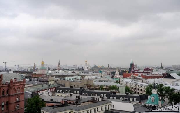 В Гидрометцентре рассказали о погоде в Москве в среду