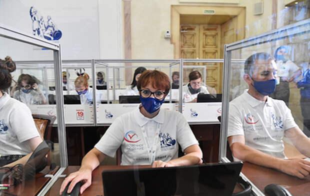 Наблюдатели высоко оценили проведение выборов в Москве