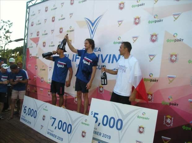 Британец Гэри Хант в третий раз выиграл Кубок мира