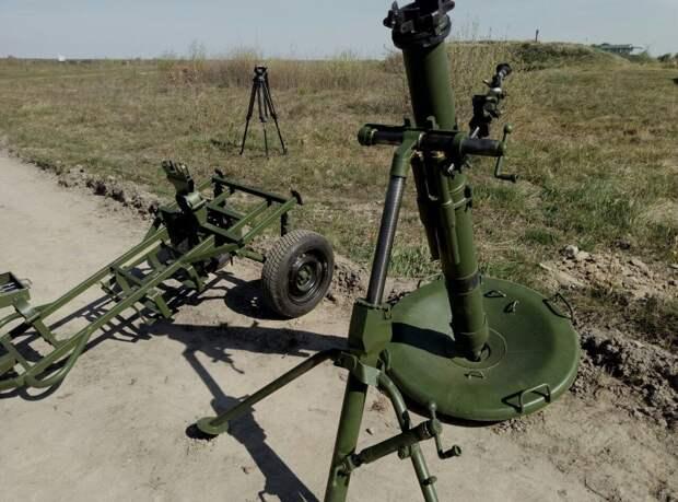"""На вооружение ВСУ вернут миномет """"Молот"""" после модернизации"""